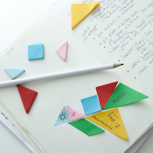 Tangram+Sticky+Notes