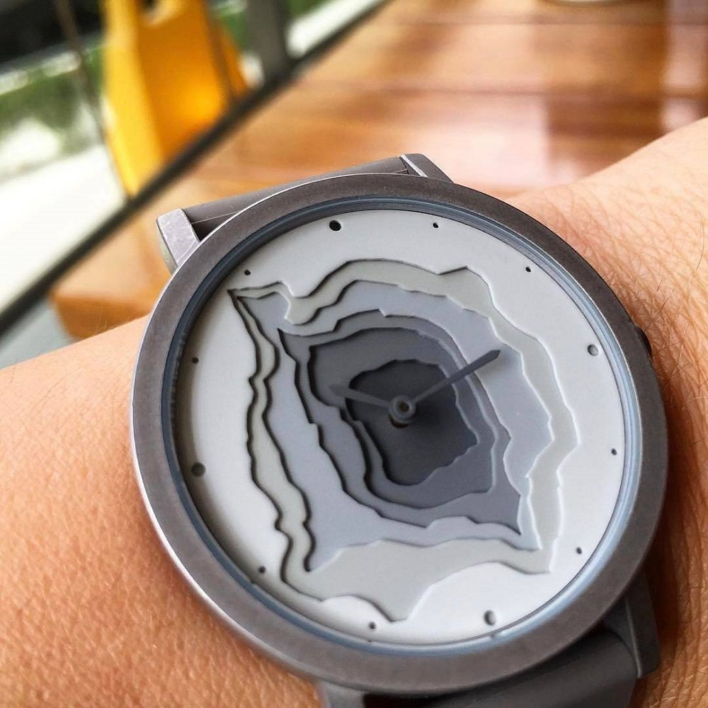 Terra Time Watch by Projects Watches loading=