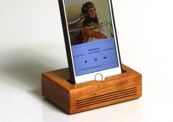The+Concert+Acoustic+Docking+Station+In+Cherry+For+IPhone+6