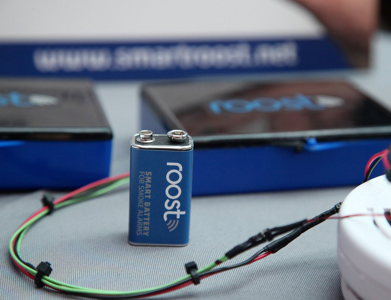 The Roost Smart Battery
