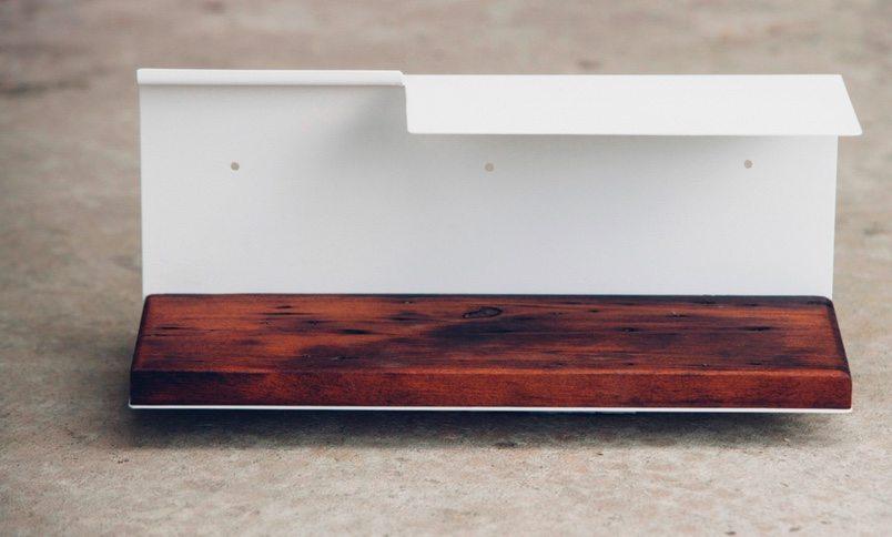 Wall Side Shelf by JM&Sons
