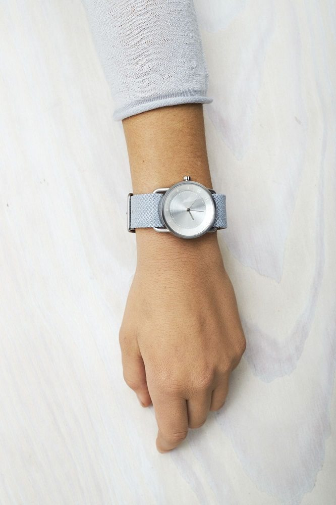 White+No.1+Military+Wristwatch+By+TID+Watches