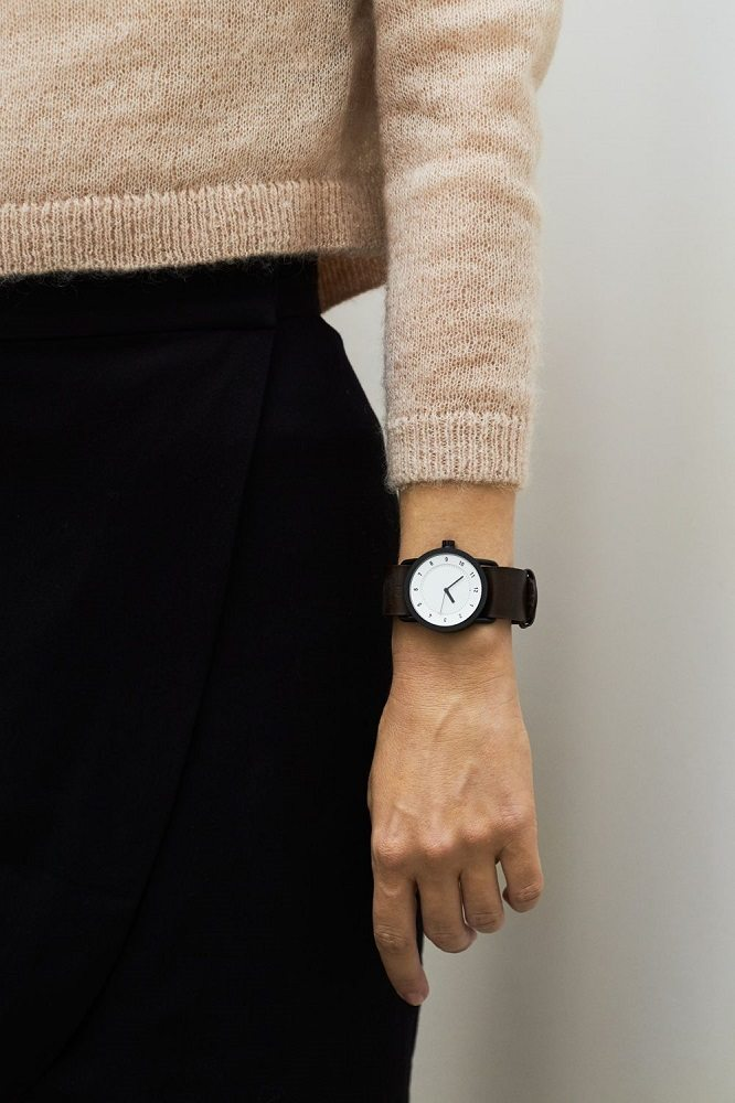 White No.1 Military Wristwatch by TID Watches