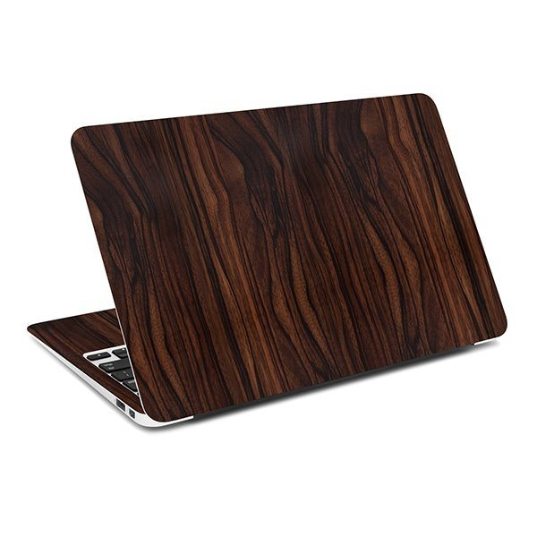 Wood MacBook Wrap by SlickWraps
