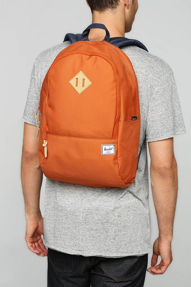 Woodland Camo Nelson Backpack