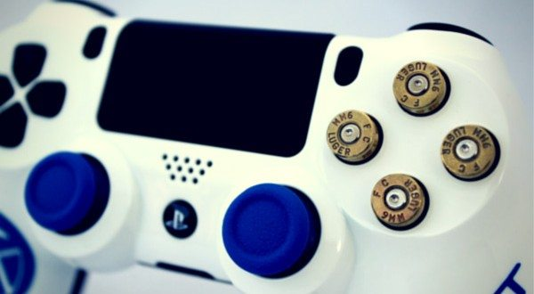 AERROX Custom Gaming Controller Design Shop Finally Brings a Personalized Controller in Every Gamer's Life
