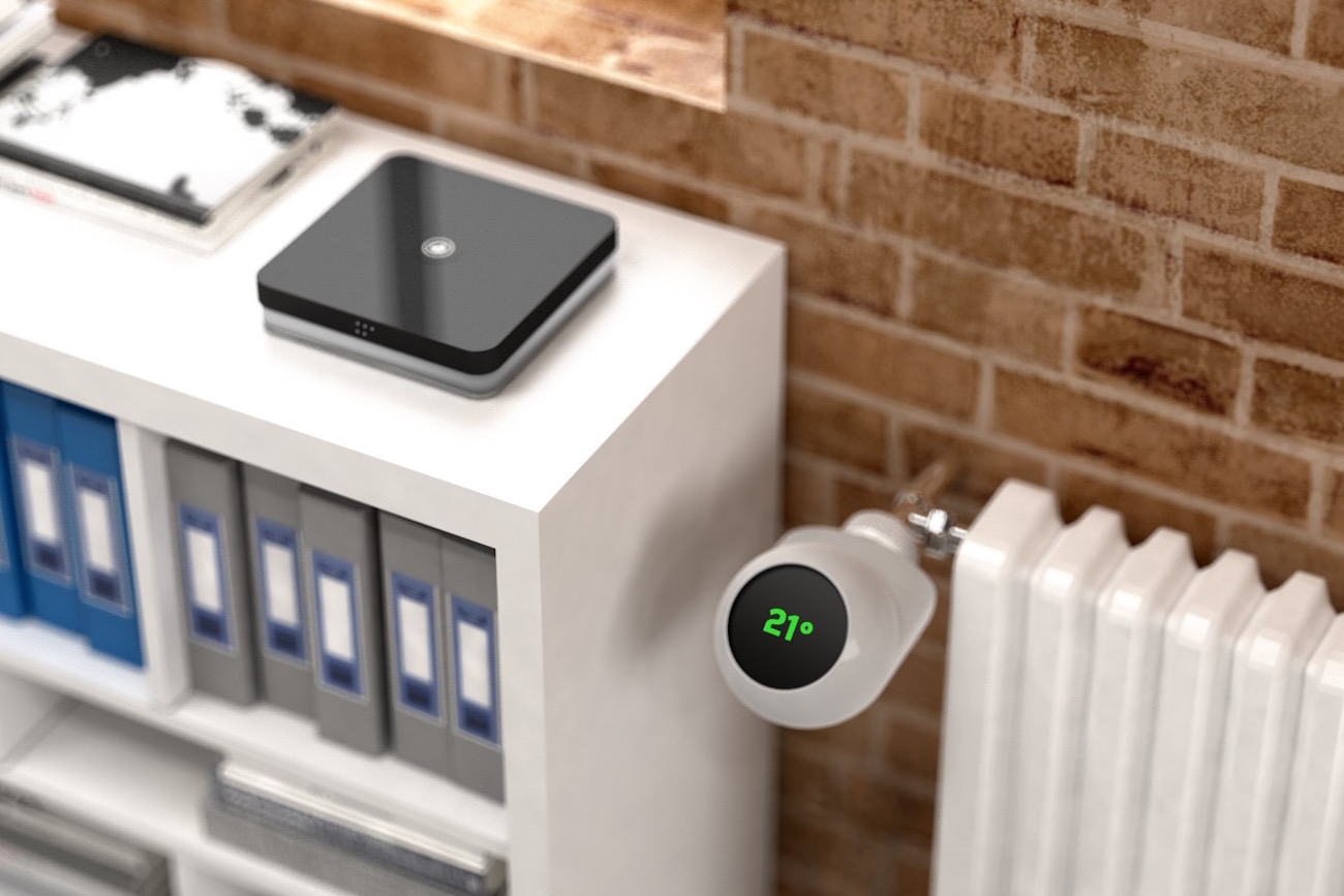 eCozy – Self-Learning Heating Solution With Remote Control