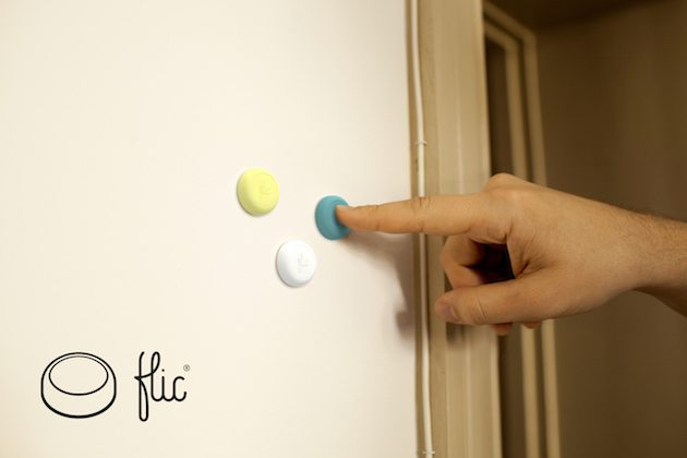 Flic Is the Smart Button Of Your Dreams