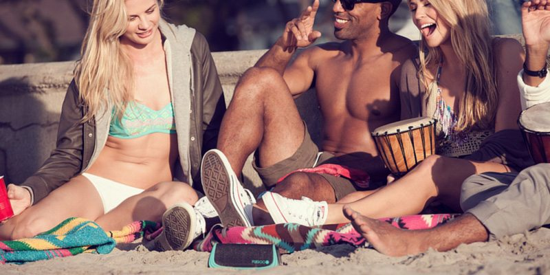 FUGOO Sport portable speaker for outdoor parties