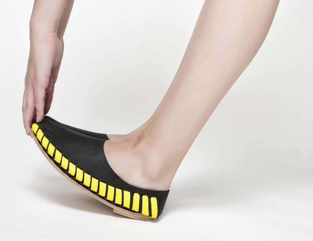 Pikkpack Flat-Packed Shoes
