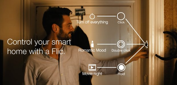 Flic home control