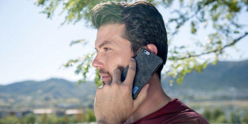 Felt iPhone 6 and 6 Plus Case by Fuz