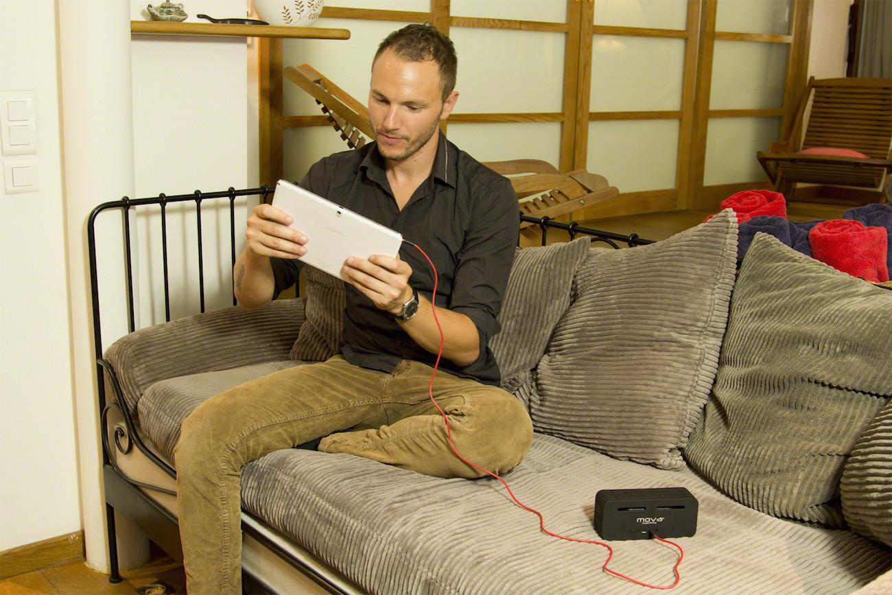 mc.brick Portable Bluetooth Speaker