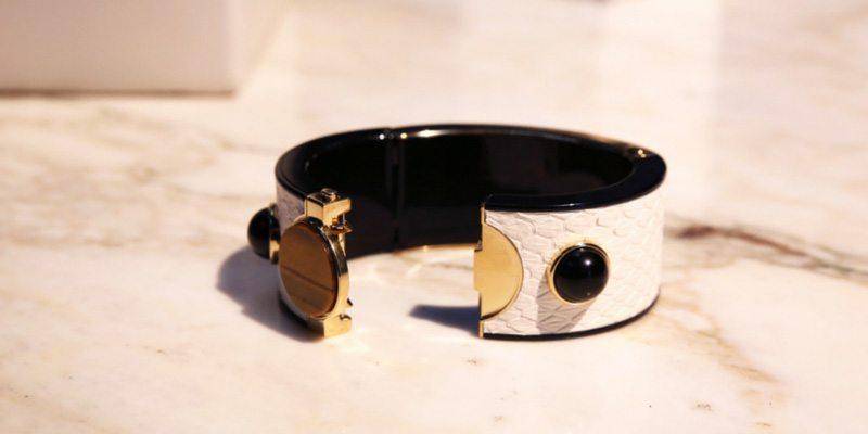 Intel MICA smart bracelet