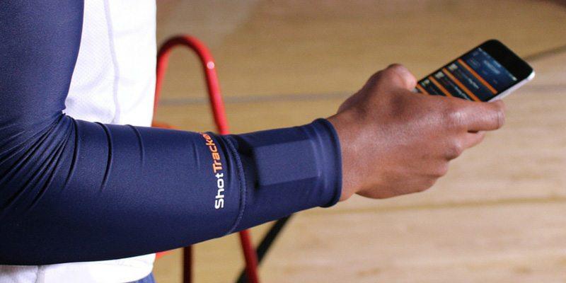 ShotTracker basketball tracker