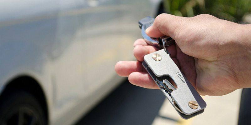 The Key Caddy organizing keys