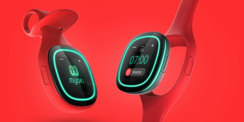 WyOki myOki wearable tech device on Indiegogo