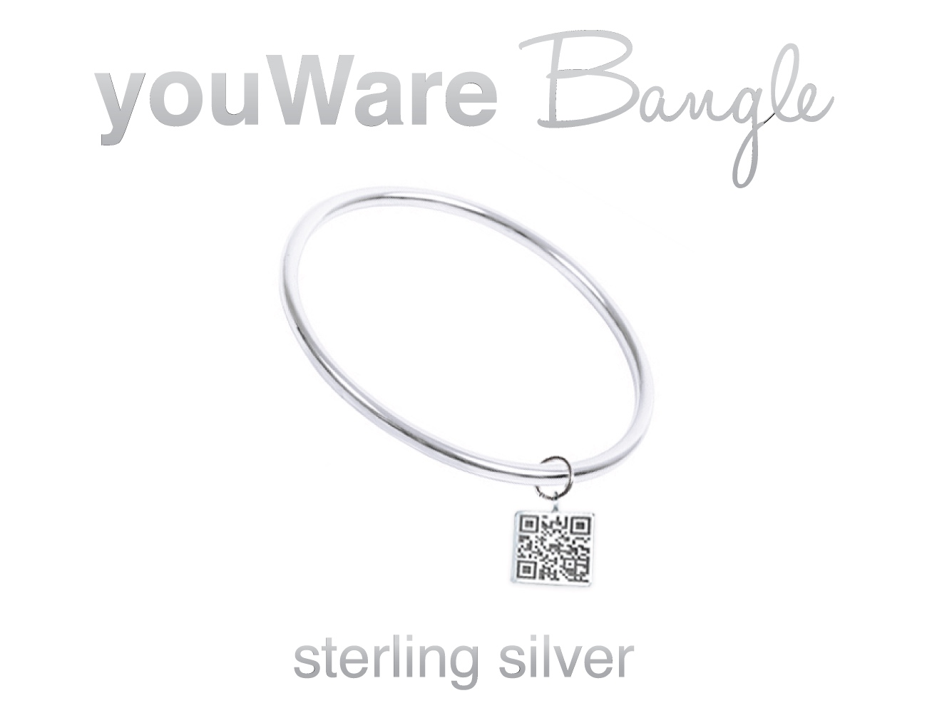youware-bangle-sterling-silver