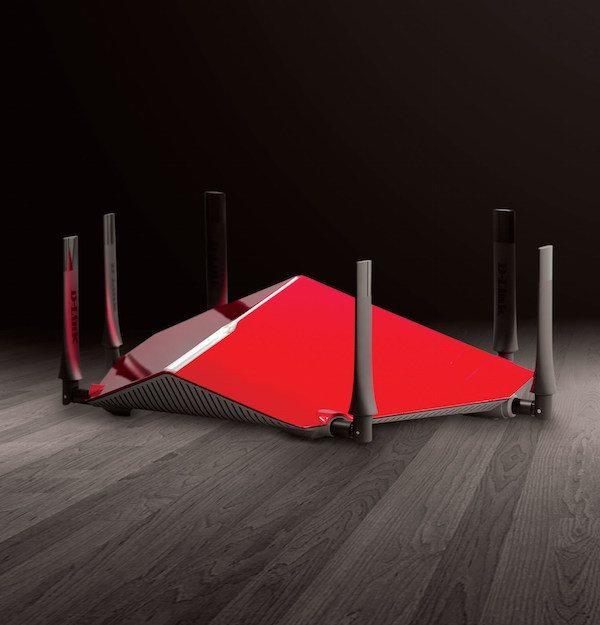AC5300 Ultra Wi-Fi Router