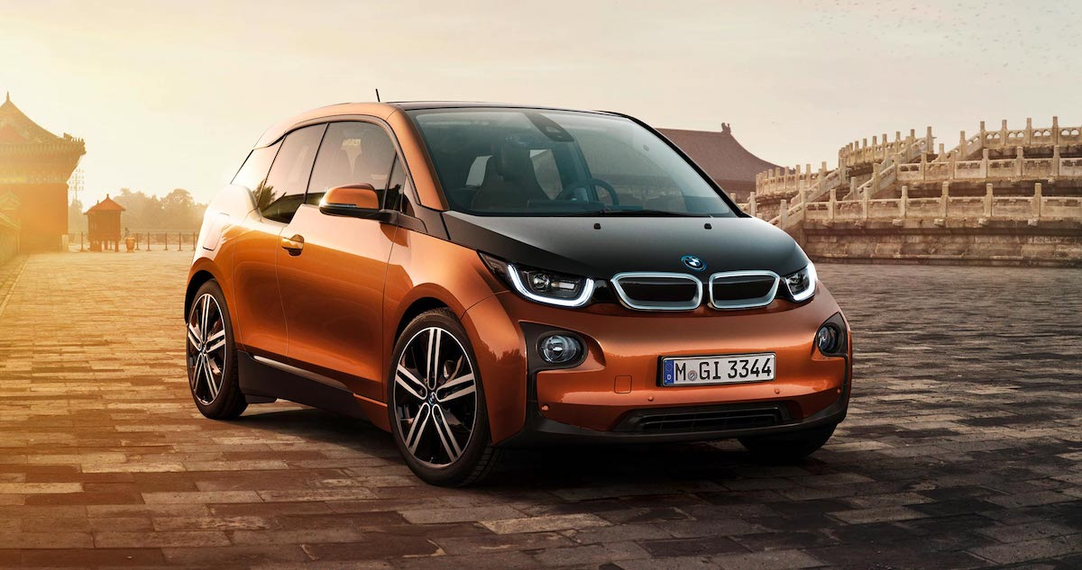 BMW i3: The Most Impressive Advancement in Car Technology