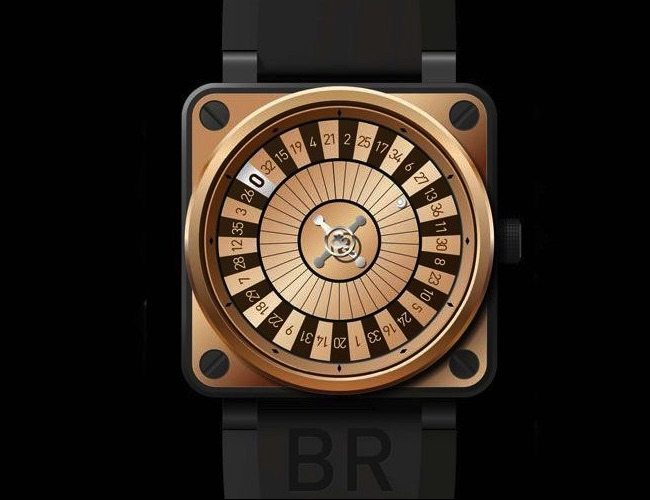 Bell & Ross BR01 Casino Watch