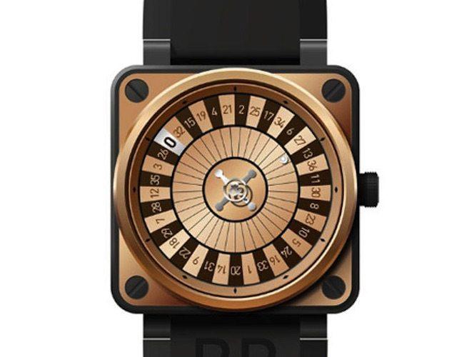 Bell & Ross BR01 Casino Watch