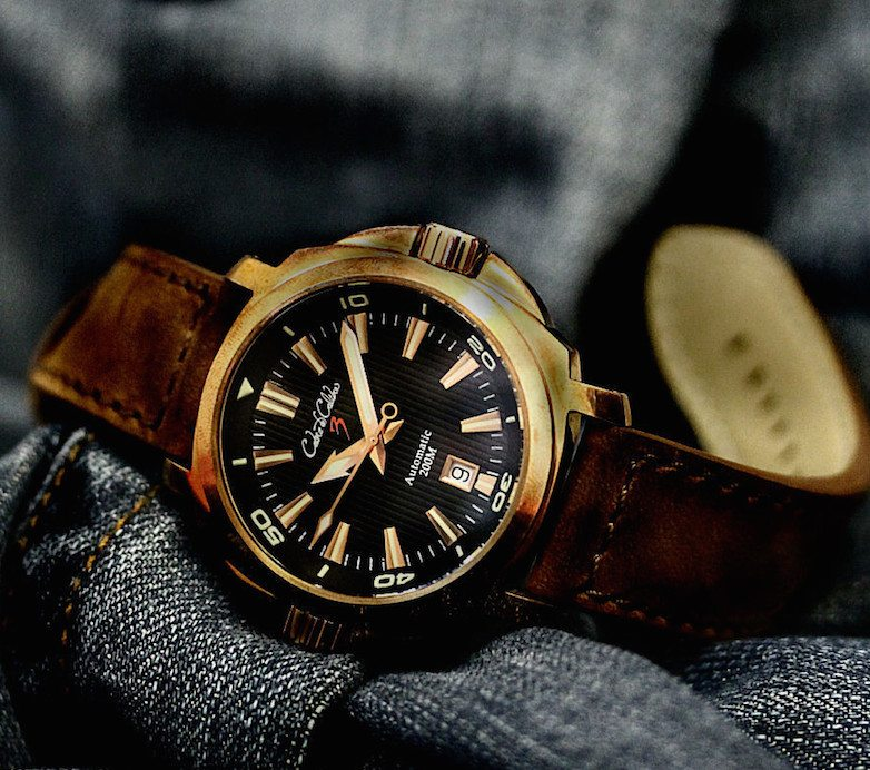Bronze+Black+Dial