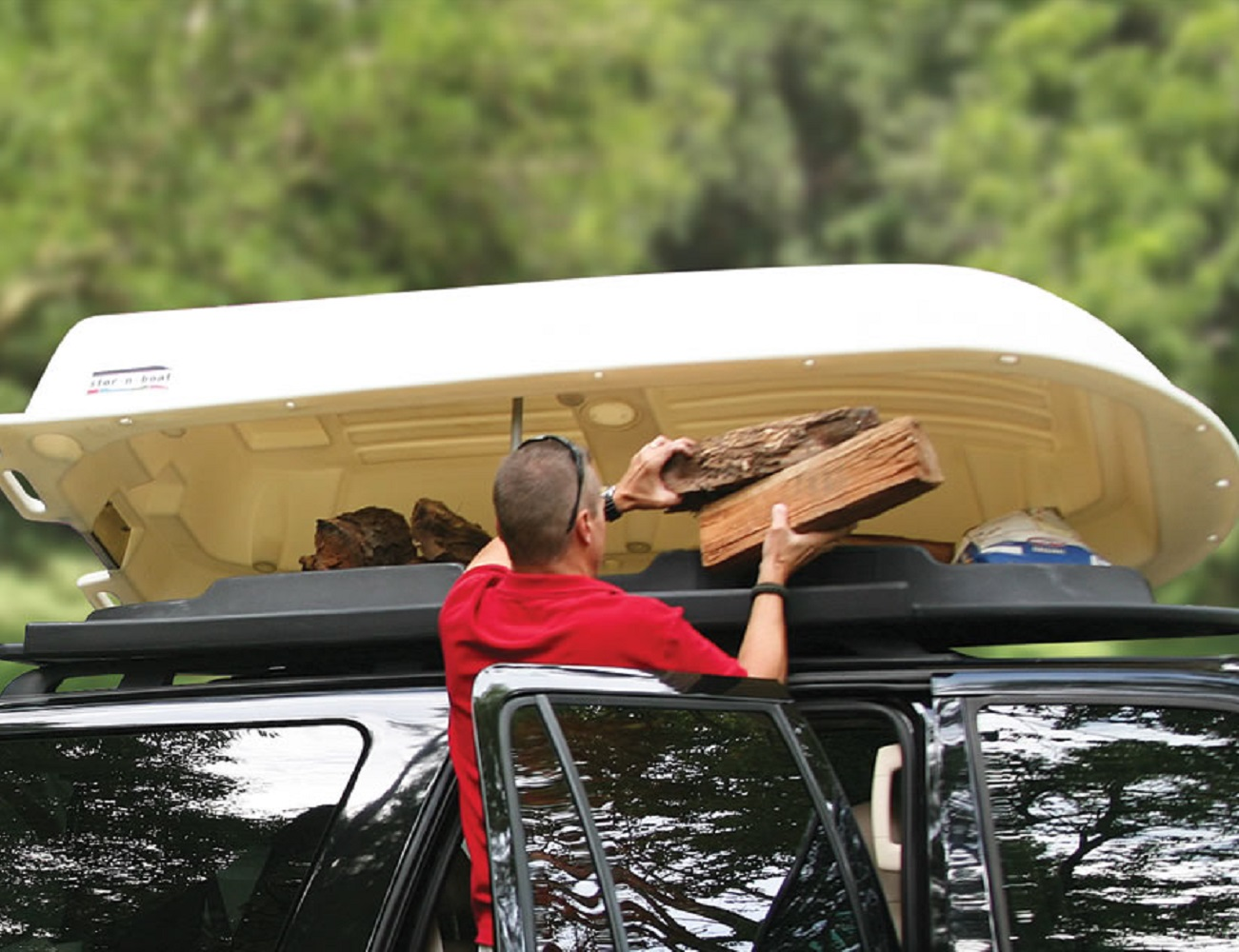 Car Top Carrier Dinghy