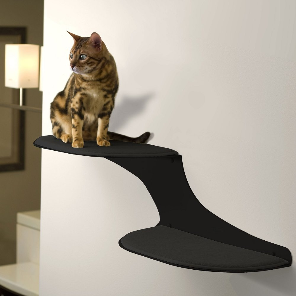 Cat Clouds Cat Shelves from The Refined Feline