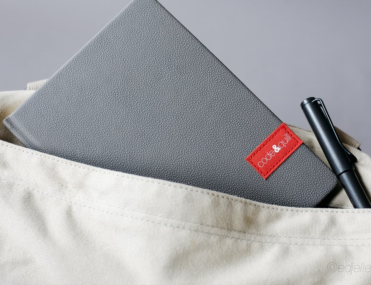 Code & Quill Notebooks