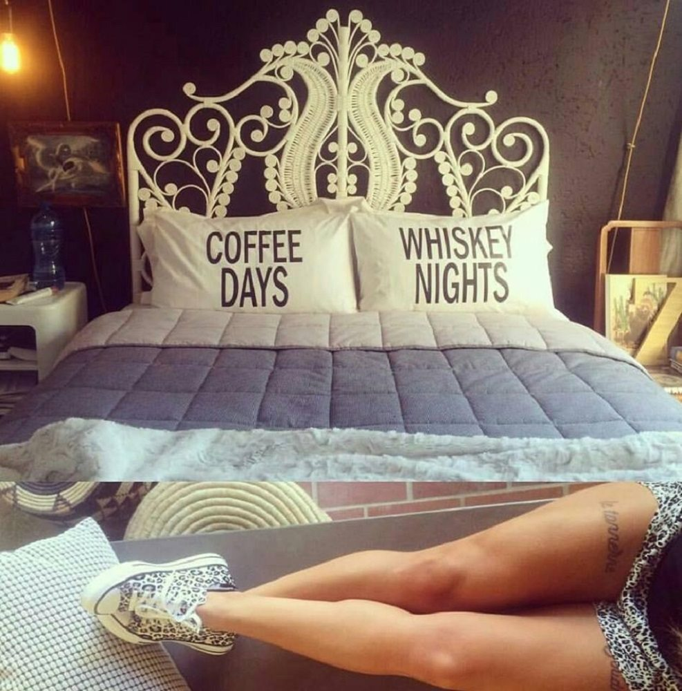 Coffee+%26amp%3B+Whiskey+Pillow+Case+Set