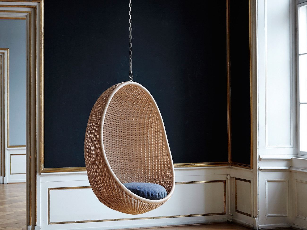Egg Chair by Nanna Ditzel
