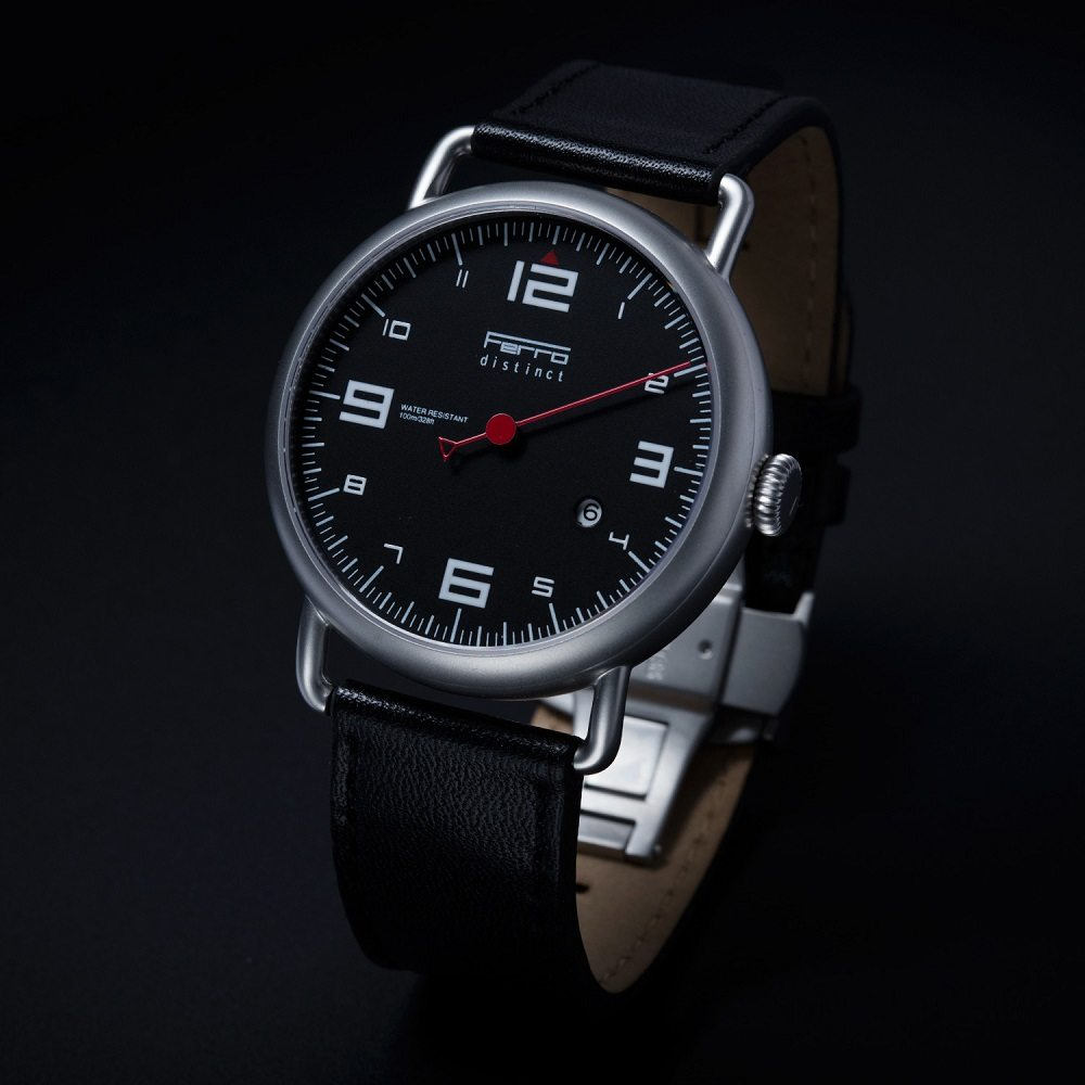 Ferro+Watches+%26%238211%3B+A+Watch+Inspired+By+Sports+Car+Tachometer