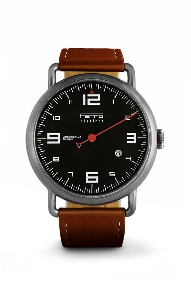 Ferro Watches – A Watch Inspired By Sports Car Tachometer