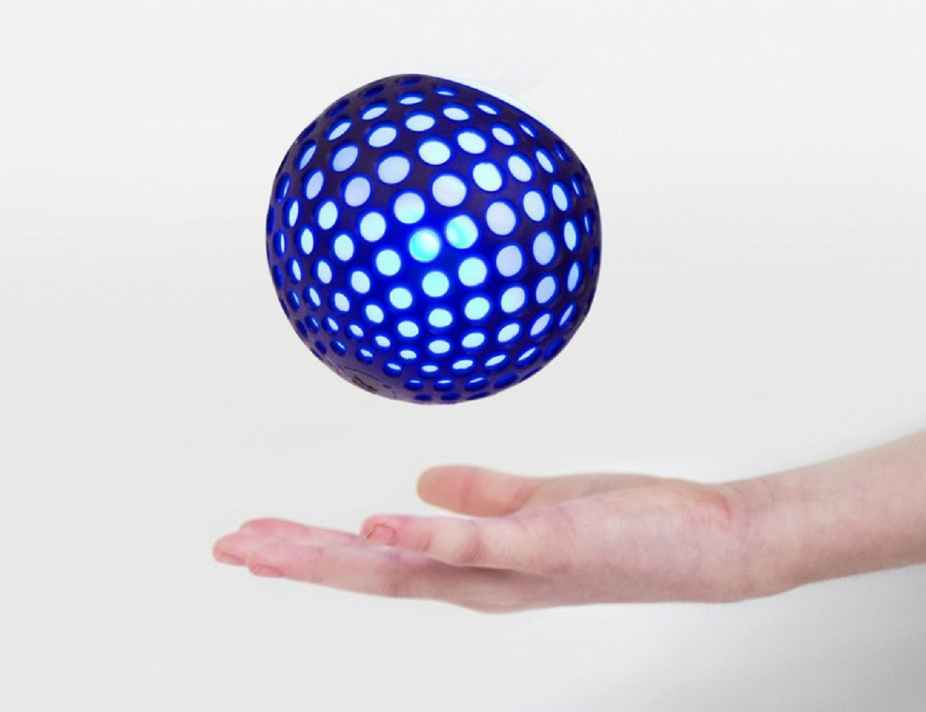 Hackaball – Smart and Responsive Ball Game For Kids