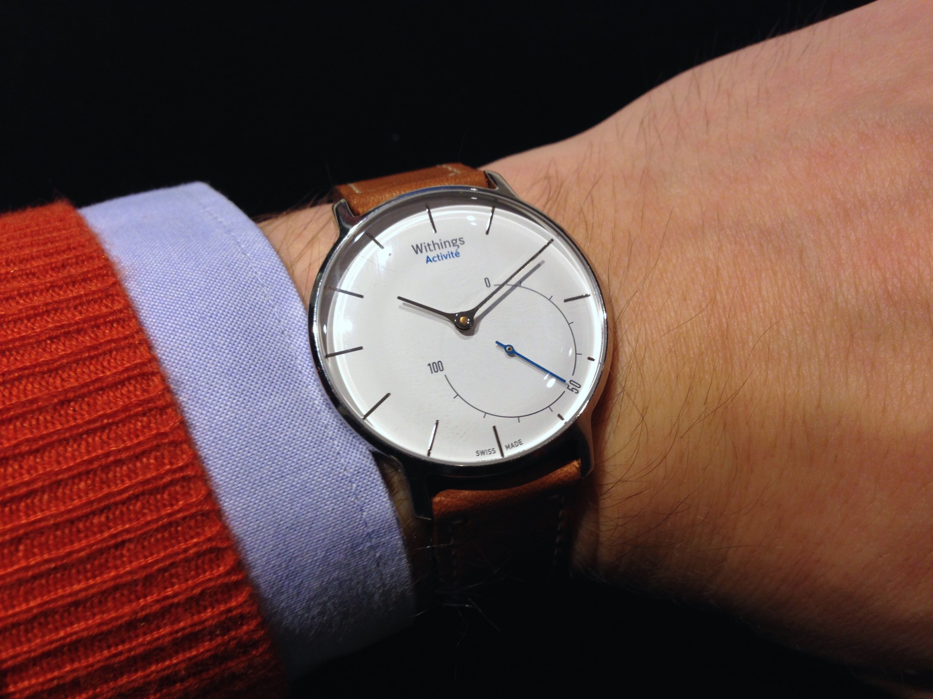 Withings Activité is a Slightly Smarter Watch: Is It Smart Enough?