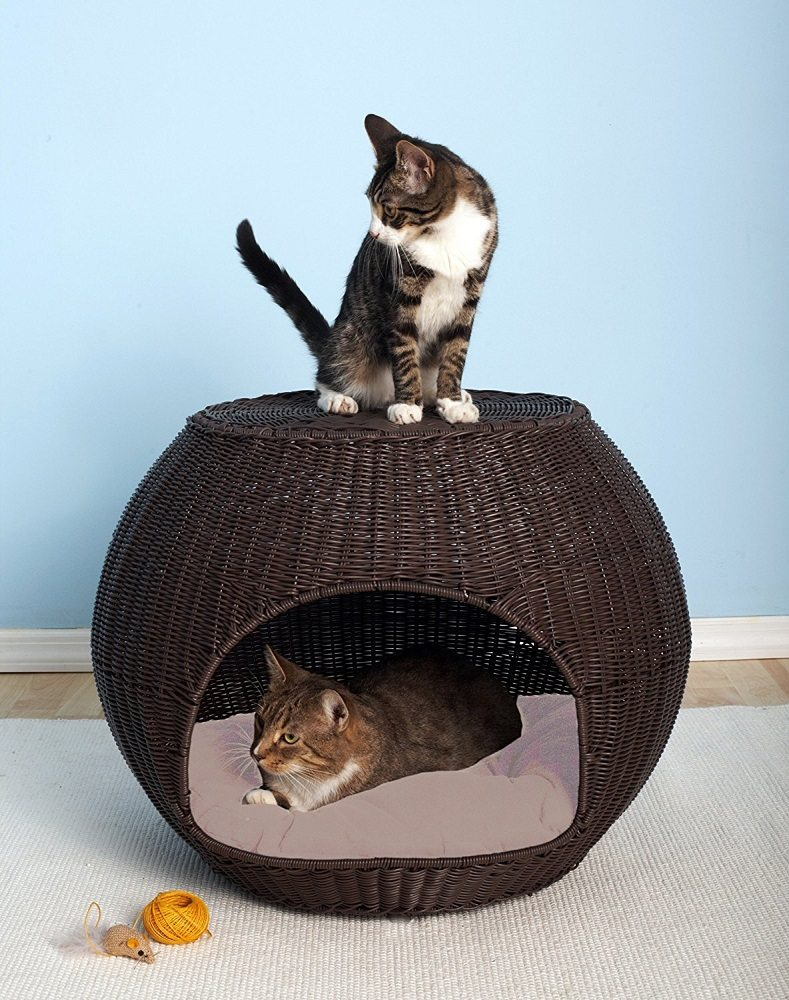 Igloo Pet Bed Deluxe