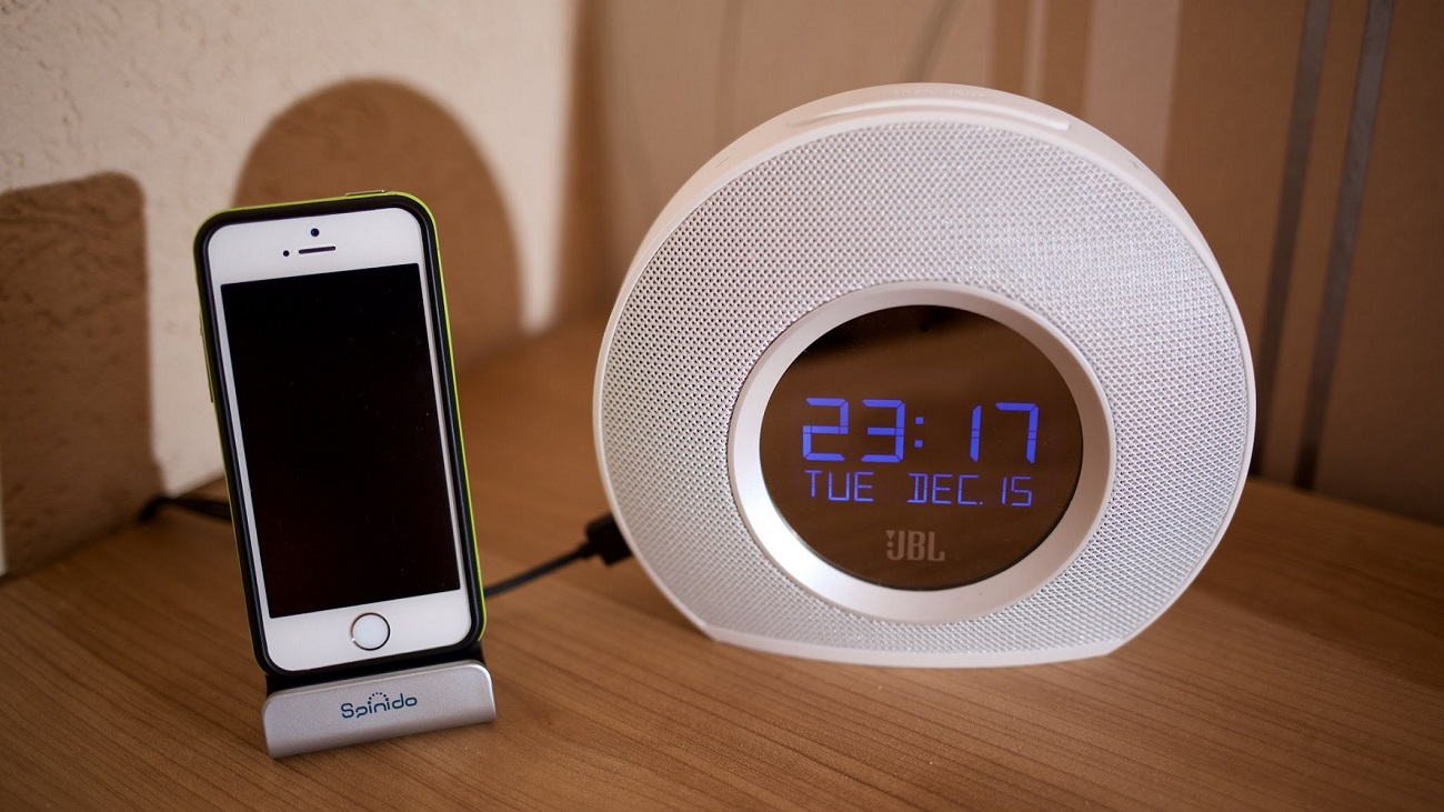 JBL+Horizon+Alarm+Clock