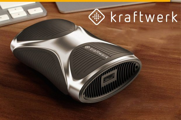 Kraftwerk – Highly Innovative Portable Power Plant
