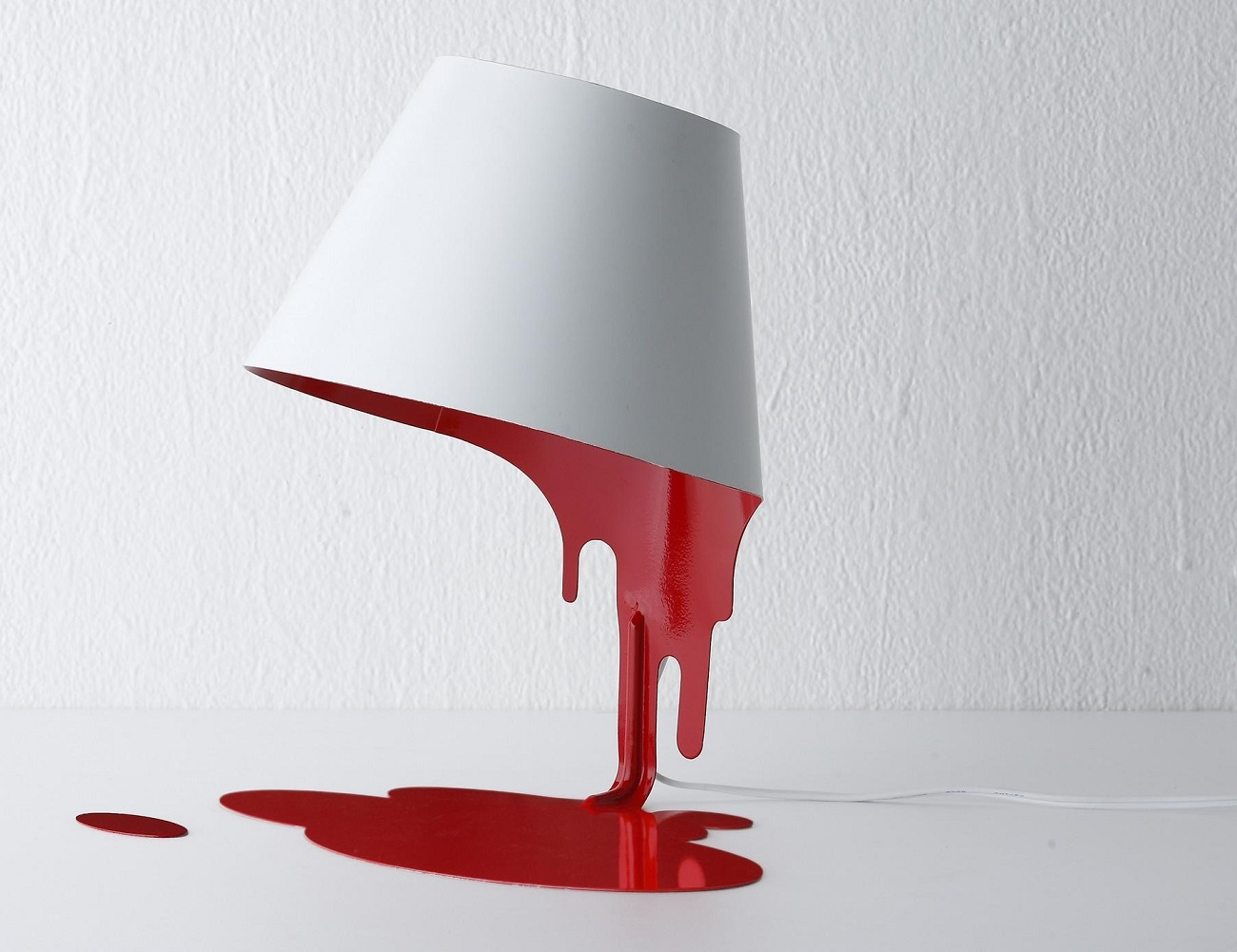 Liquid Wall Lamp