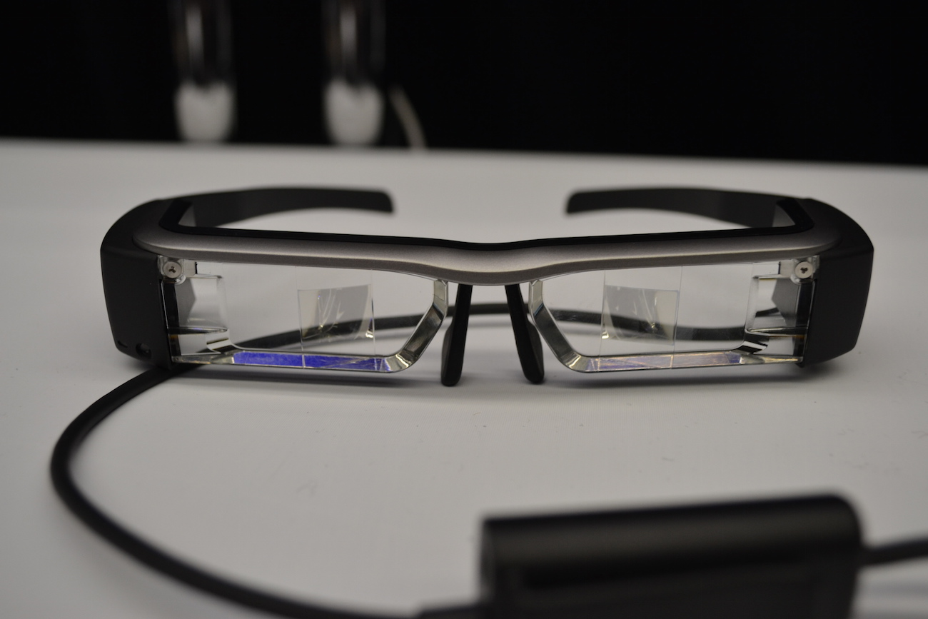 Moverio 3D Video Glasses by Epson