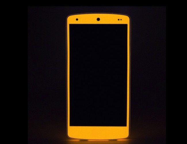 Nexus 5 Glow Series Skin by SlickWraps