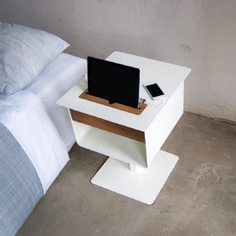 Nomad Nightstand Table by Spell