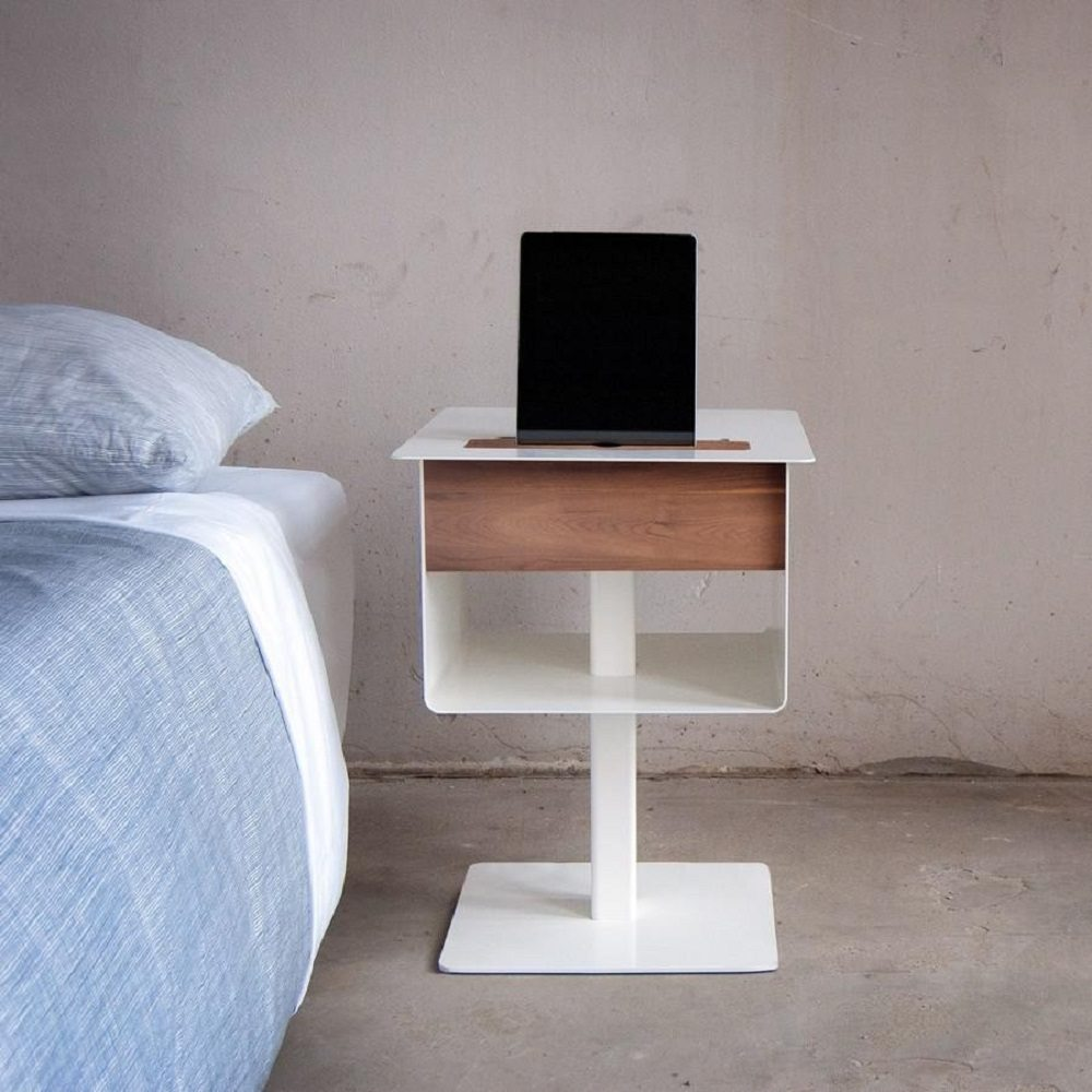 ... Nomad Nightstand Table By Spell ...