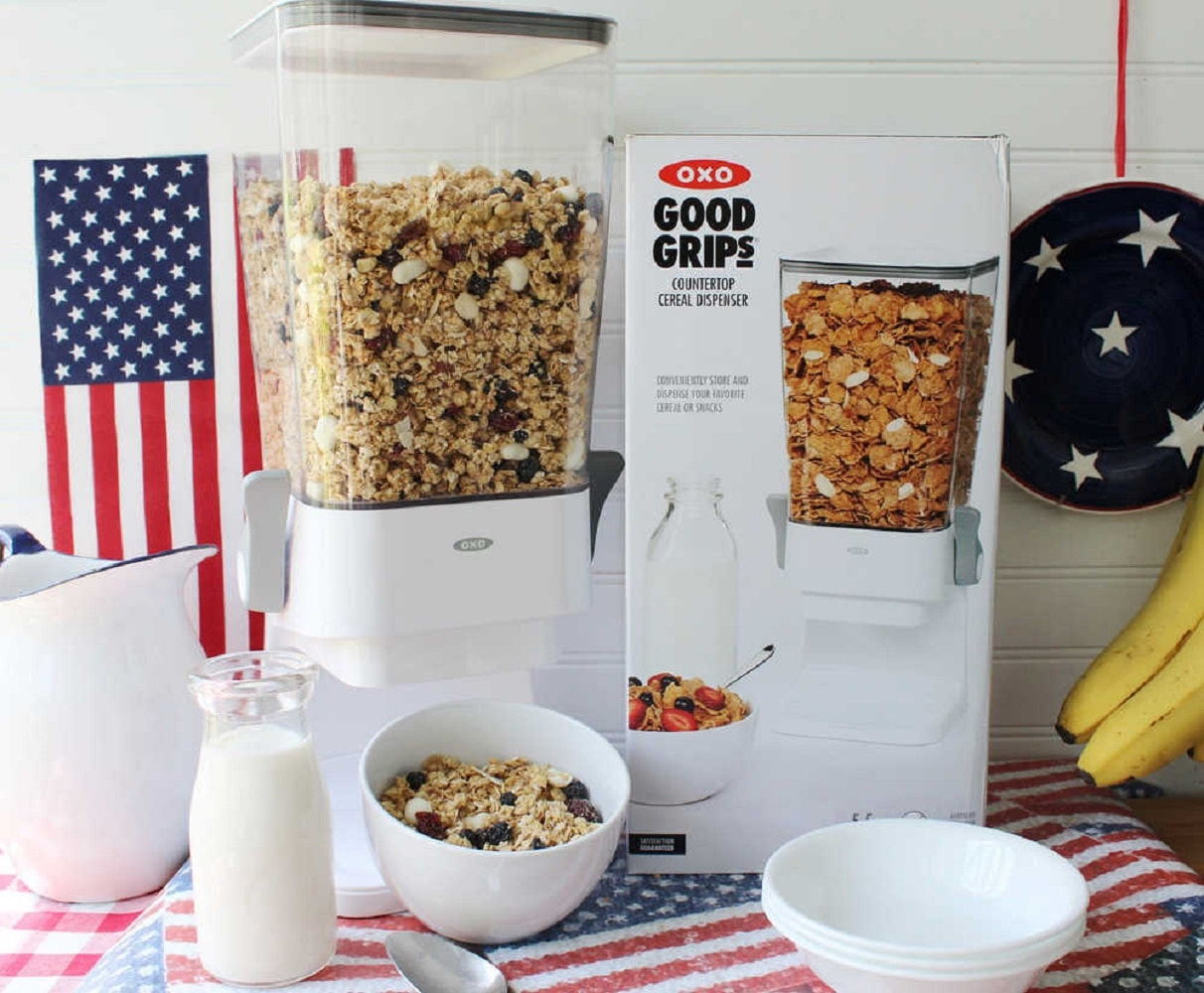 OXO+Good+Grips+Countertop+Cereal+Dispenser