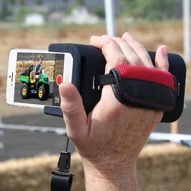 PoiseCam+Camera+Grip