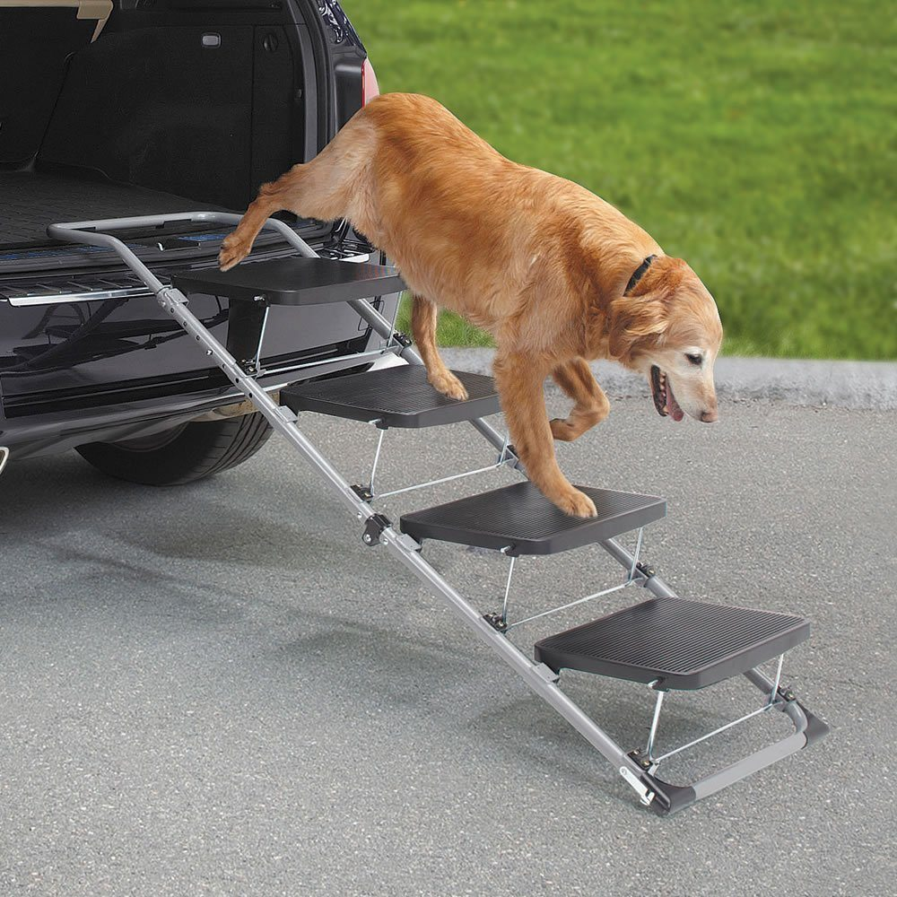 dog ramps or stairs for trucks