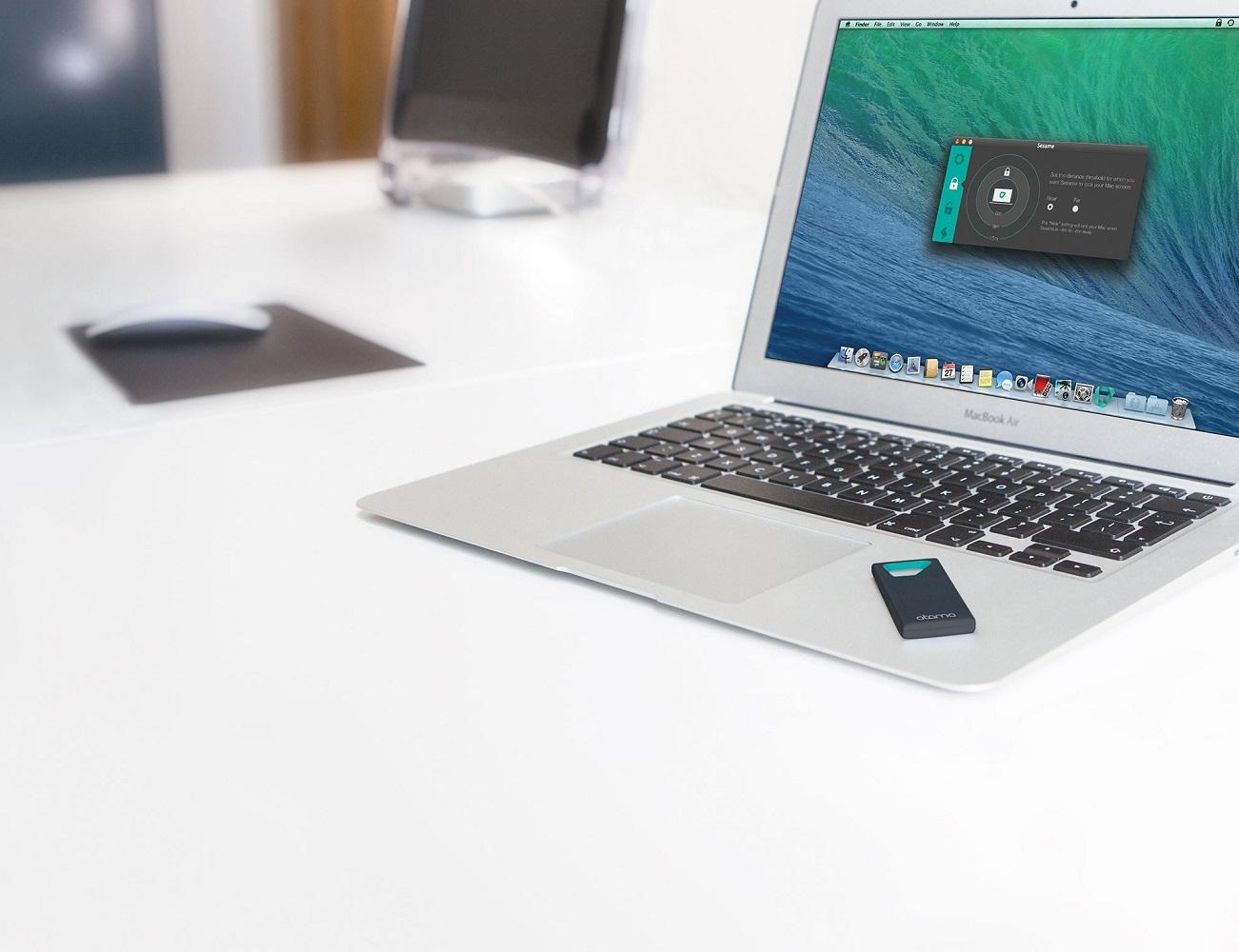 Sesame%2C+The+Wireless+Proximity+Lock+For+Mac