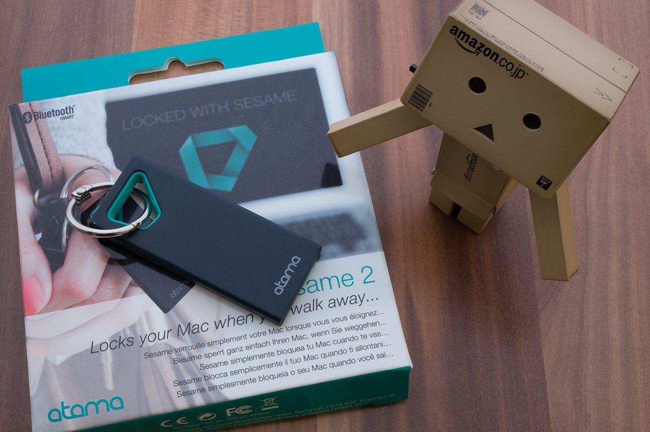 Sesame, the Wireless Proximity Lock for Mac
