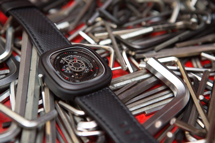 SevenFriday P3 Watch